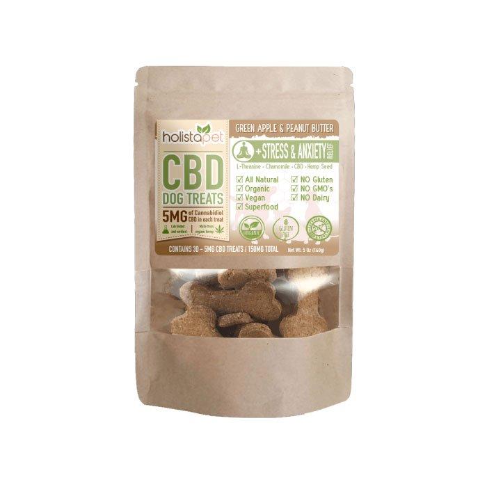 Best CBD Dog Treats Holistapet