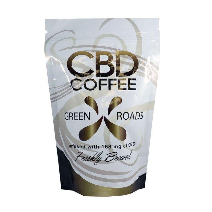 CBD Decaf Coffee by Green Roads